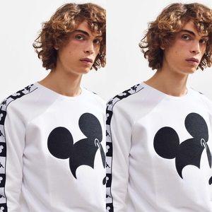 Urban Outfitters Kappa X Disney Mickey Sweatshirt
